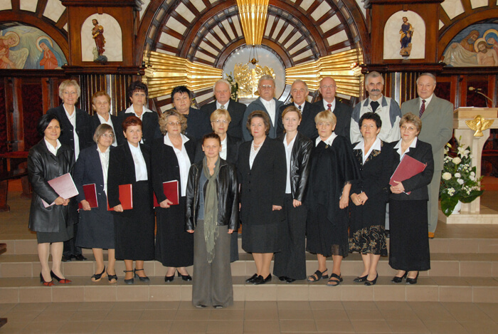 Chór parafialny - Canto Maria