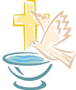 Chrzest, chrzciny