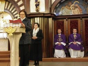 Wspólnota Krwi Chrystusa - posługa liturgiczna