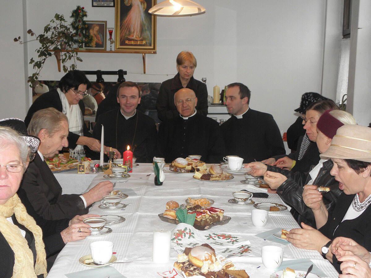 Wspólnota Krwi Chrystusa - spotkanie