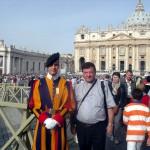 Pielgrzymka do Włoch 30.04 - 09.05.2015
