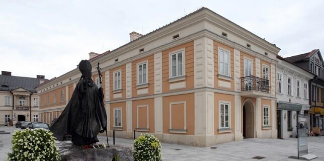 Wadowice - Muzeum Jana Pawła II