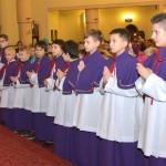 Poświęcenie strojów liturgicznych - I Niedziela Adwentu 2015