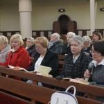 Adoracja na kościele