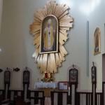 Ołtarz św. JPII z Relikwią Jego Krwi
