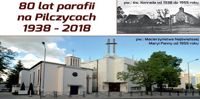 80 lat parafii na Pilczycach
