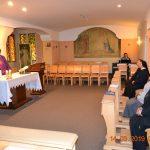 Parafialny ślad w Lourdes
