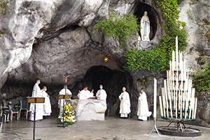 Lourdes - 13.08.2020