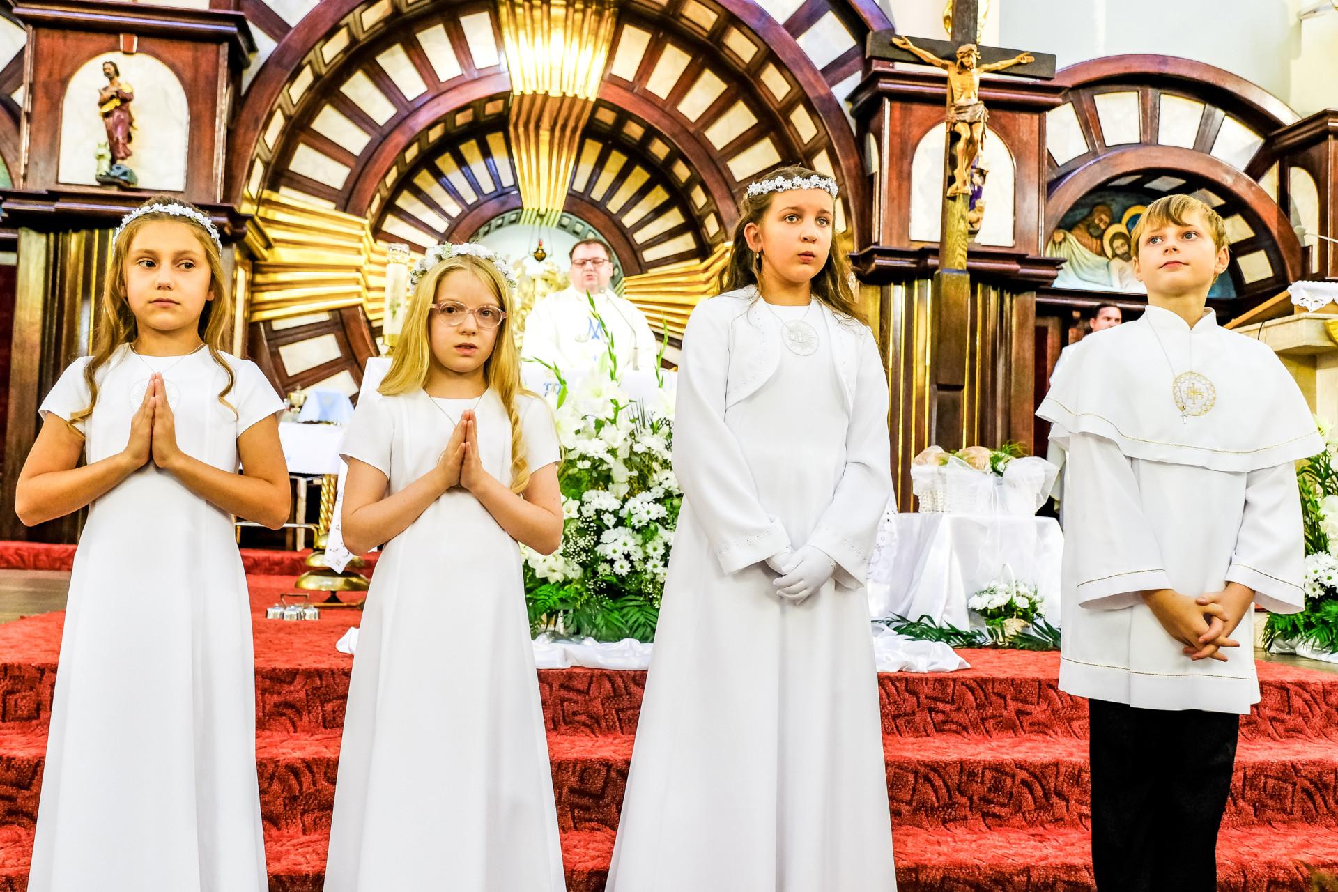 I Komunia Święta 16.08.2020